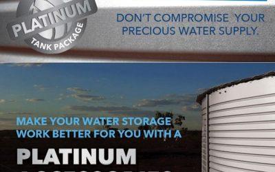 NEW Pioneer Platinum Tank Package